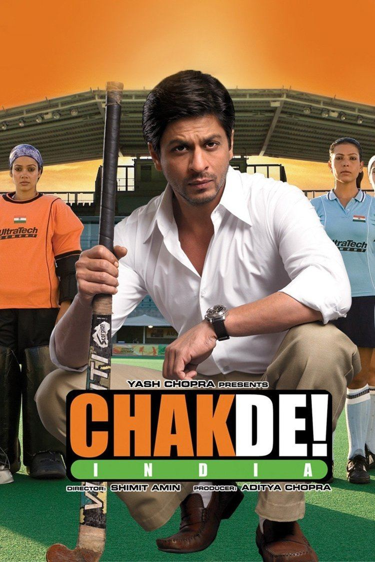 Chak De! India wwwgstaticcomtvthumbmovieposters168383p1683