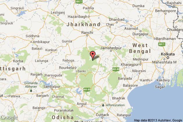 Chakradharpur in the past, History of Chakradharpur