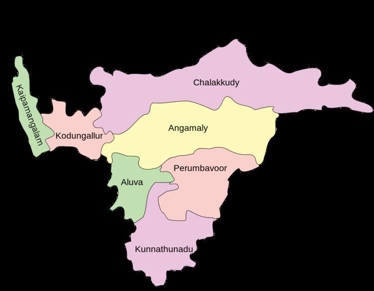Chalakudy (Lok Sabha constituency)