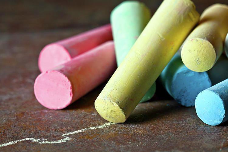 Chalk Chalk and Awe