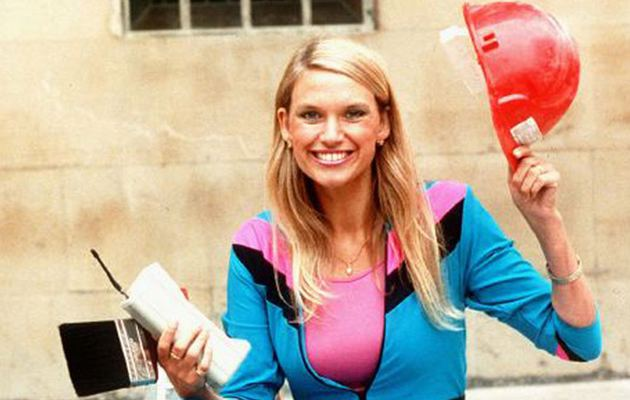 Challenge Anneka Challenge Anneka revisits riding centre 21 years on Horse amp Hound