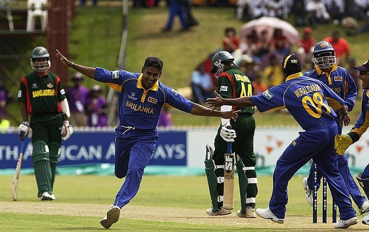 Sri Lankas top bowling performances at ICC events ThePaparecom