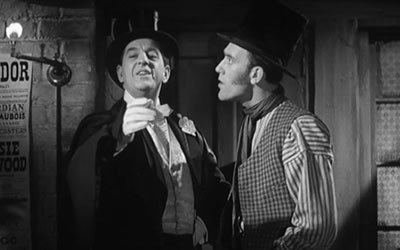 Champagne Charlie (1944 film) Champagne Charlie 1944 starring Tommy Trinder Stanley Holloway