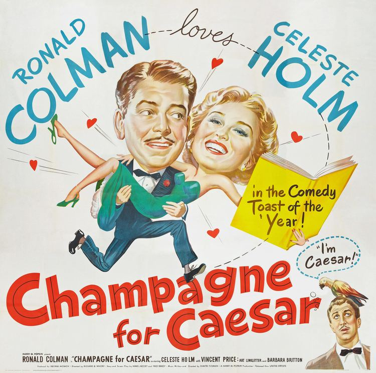 Champagne for Caesar Champagne for Caesar