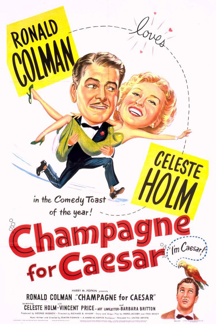 Champagne for Caesar wwwgstaticcomtvthumbmovieposters37694p37694