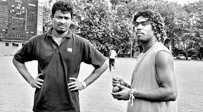 Champaka Ramanayake (Cricketer) in the past
