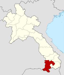 Champasak Province Wikipedia