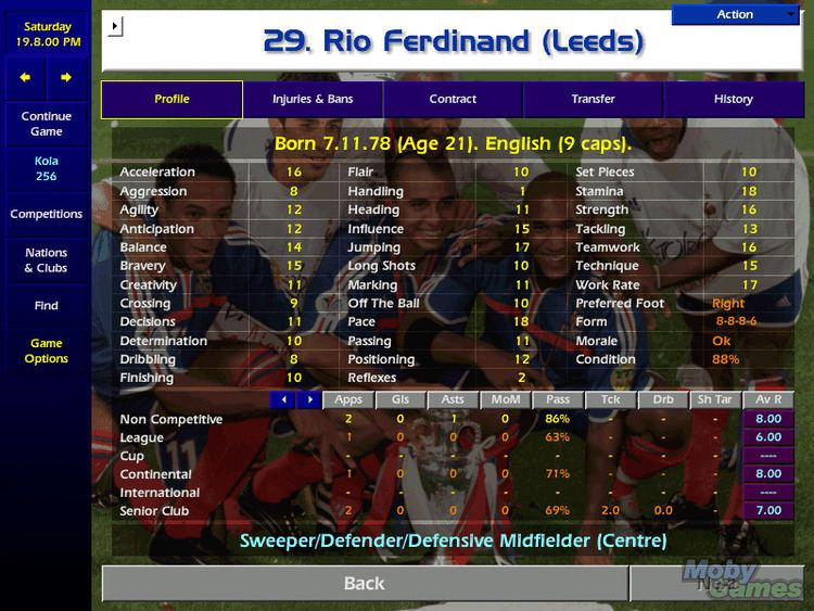 SCARICARE CHAMPIONSHIP MANAGER 2007
