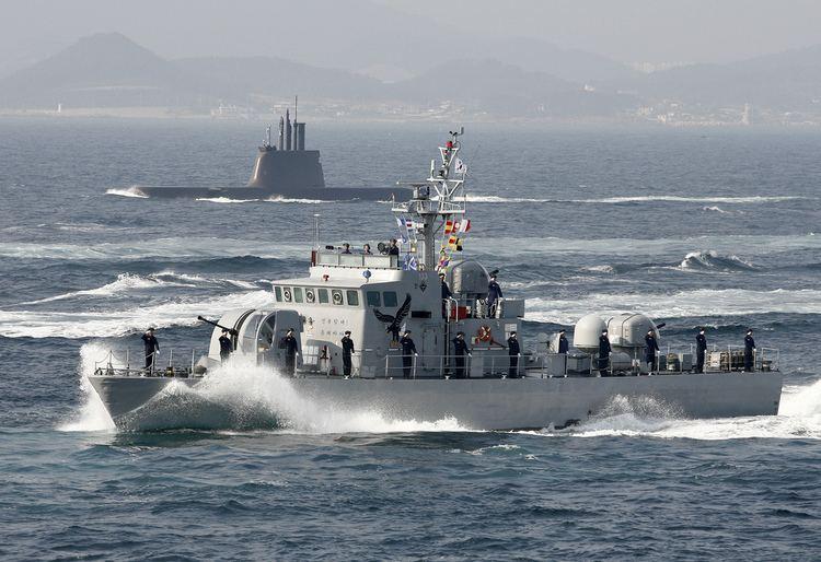 Chamsuri-class patrol boat