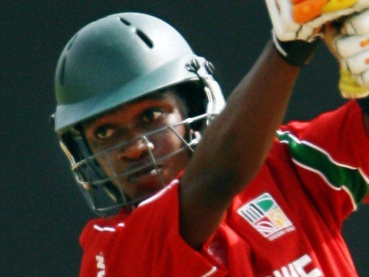 Chamu Chibhabha (Cricketer)