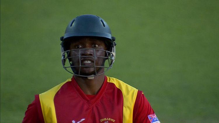 Chamu Chibhabha Wicket ZIM vs IRE Videos ICC Cricket World Cup