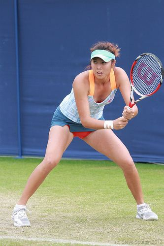 Chan Hao-ching Eastbourne Tennis HaoChing Chan Flickr Photo Sharing