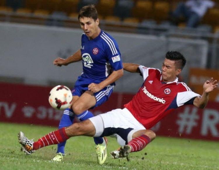 Chan Siu Ki Hong Kong striker Chan Siuki aims to end goalscoring