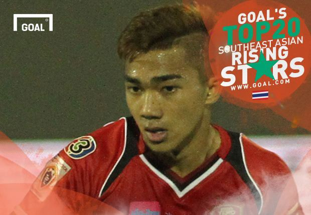 Chanathip Songkrasin Goals Top 20 Southeast Asian Rising Stars 4 Chanathip Songkrasin