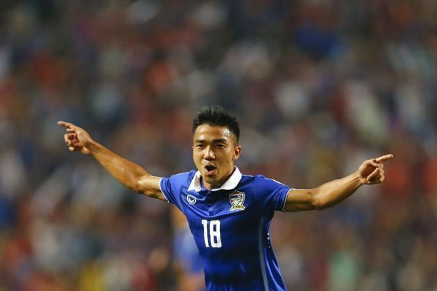 Chanathip Songkrasin 2014 AFF Championship Tribute to the Best Player