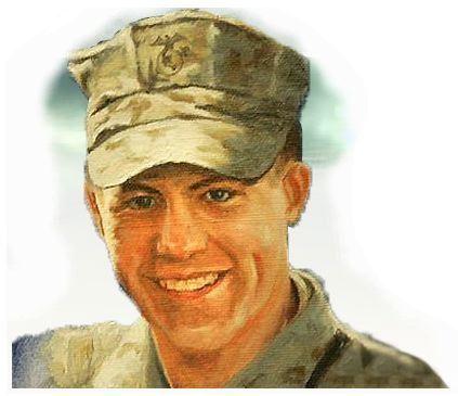 Chance Phelps High Plains Drifter Lance Corporal Chance Phelps USMC