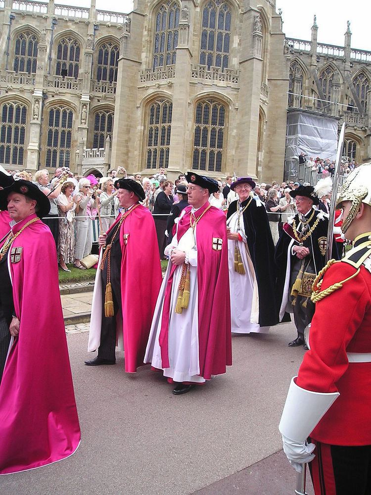 Chancellor of the Order of the Garter