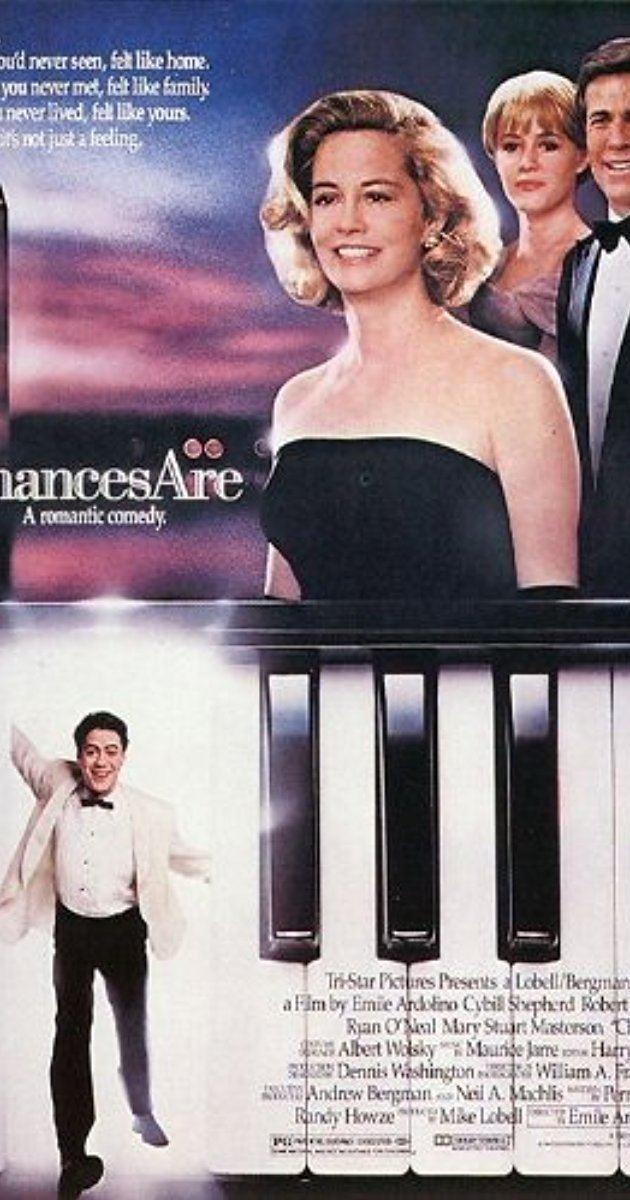 Chances Are (film) Chances Are 1989 IMDb