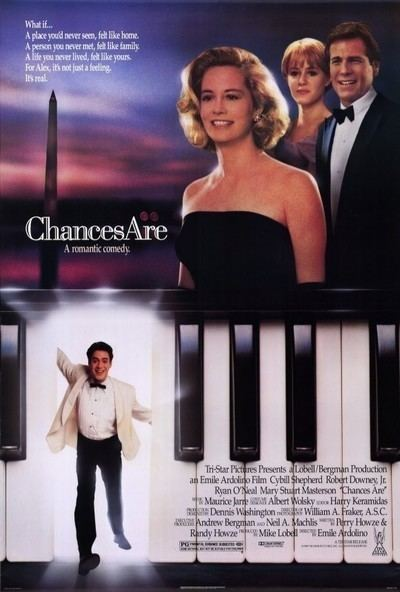 Chances Are (film) Chances Are Movie Review Film Summary 1989 Roger Ebert