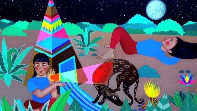 Chancha Via Circuito Chancha Via Circuito ft Miriam Garca quotCoplitaquot on Vimeo