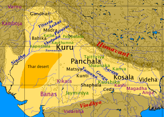 Chandauli in the past, History of Chandauli