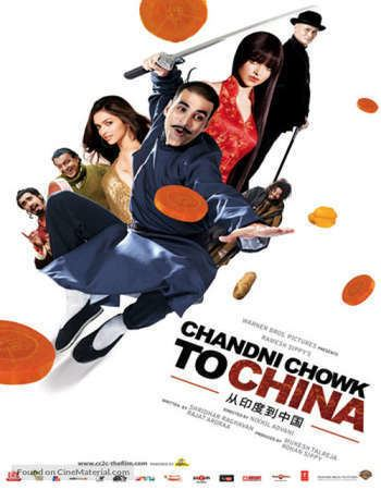 Chandni Chowk to China Chandni Chowk to China 2009 Hindi 400MB DVDRip 480p Downloadhub