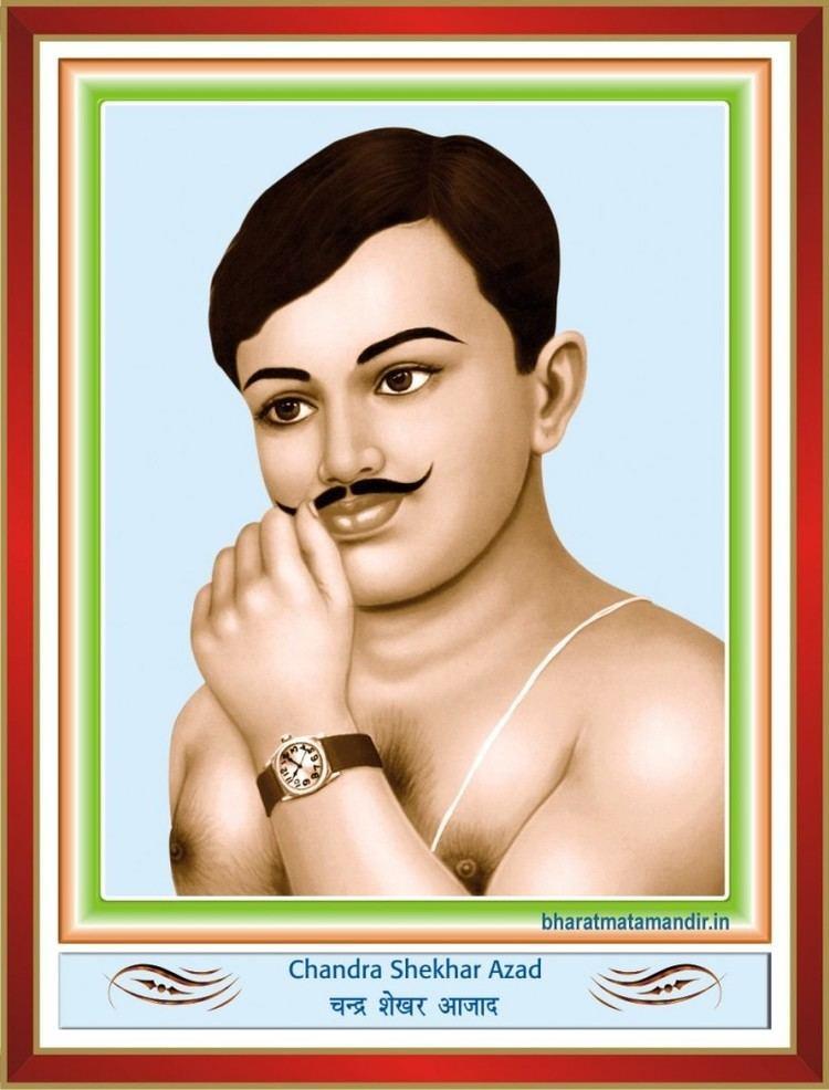 Chandra Shekhar Azad Greatest persons Chandrashekhar azad