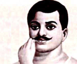 Chandra Shekhar Azad Chandrashekhar Azad Biography Chandrasekhar Azad Indian
