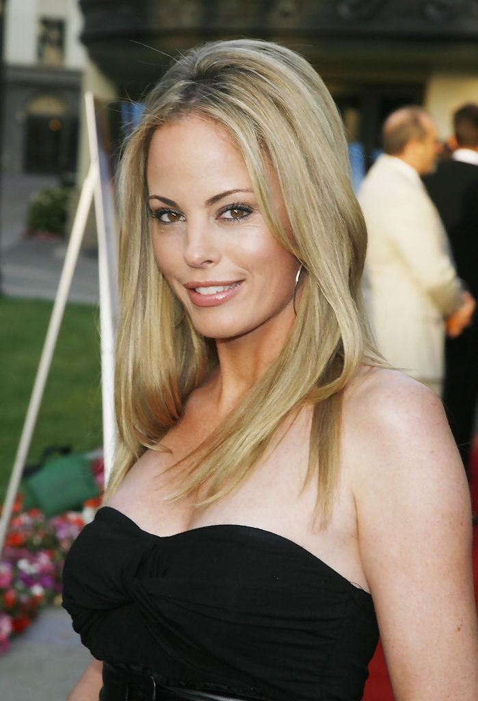 Chandra West Chandra West Pictures LA Premiere Of HBO39s quotJohn From
