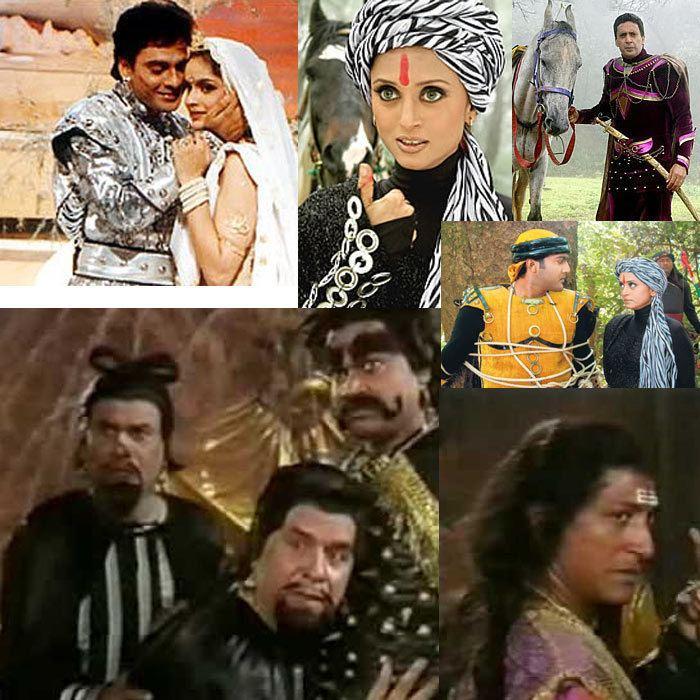 Chandrakanta (TV series) Old TV Serials on doordarshan Chandrakanta