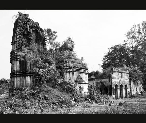 Chandrakona in the past, History of Chandrakona