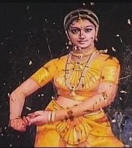 Chandramukhi The Umbrella Gurl Chandramukhi