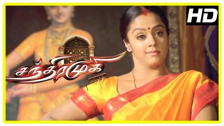 Chandramukhi Chandramukhi Tamil Movie Rajinikanth enquires about Chandramukhi