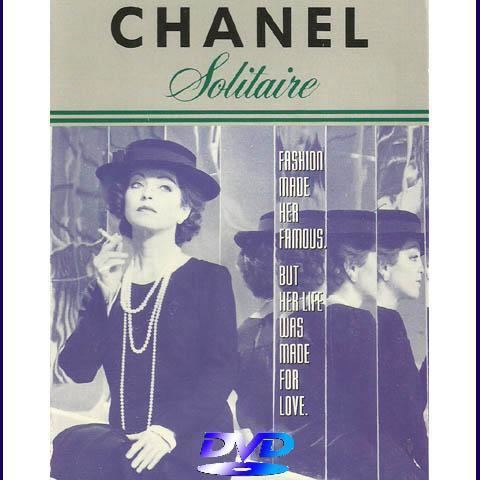 Chanel Solitaire CHANEL Solitaire DVD Rutger Hauer Timothy Dalton for sale in