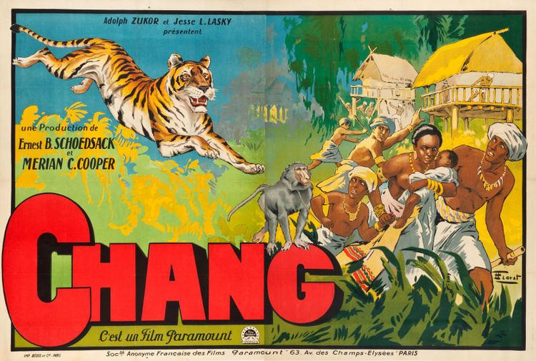 Chang: A Drama of the Wilderness Chang A Drama of the Wilderness 1927 Film