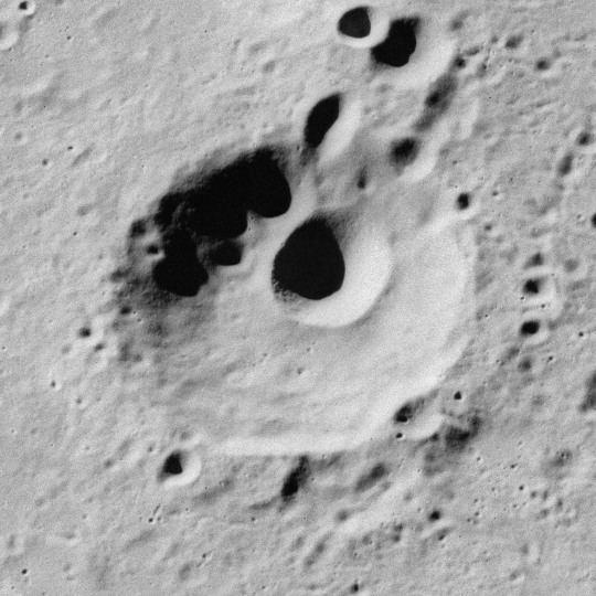 Chang Heng (crater)