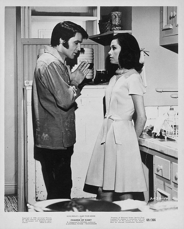 Change of Habit Change Of Habit 1969 THE STILLS Elvis Echoes Of The Past