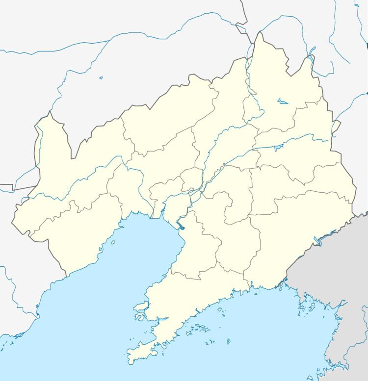 Changhai County
