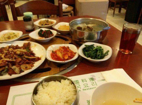Changwon Cuisine of Changwon, Popular Food of Changwon