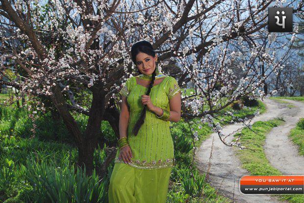 Channa Sachi Muchi movie scenes miss pooja chana sachi muchi punjabi film Great costumes for sure