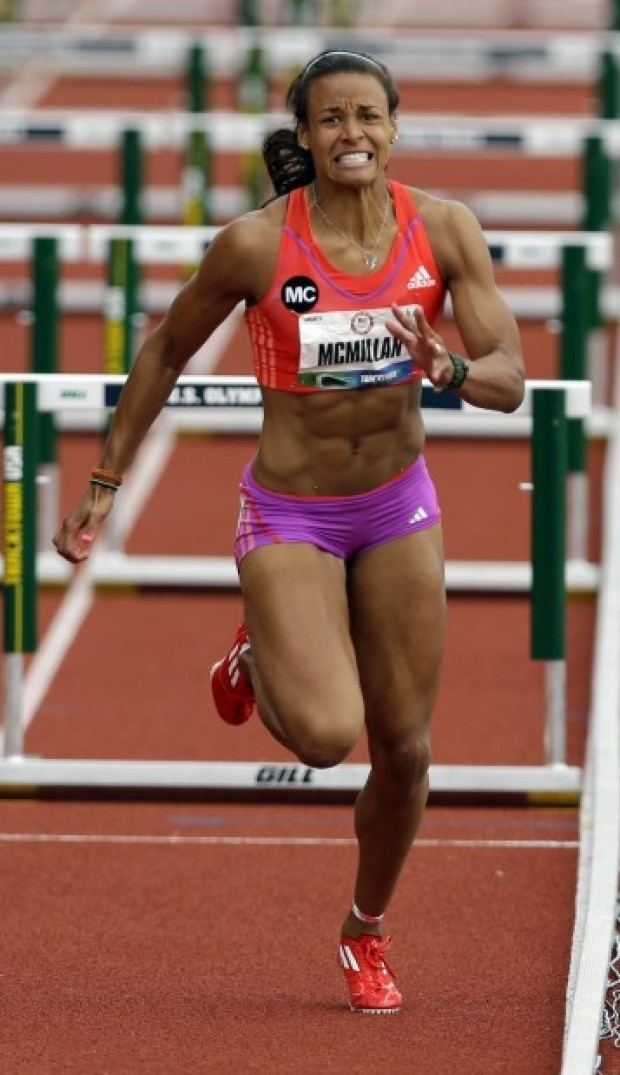 Chantae McMillan Gallery ExHusker Chantae McMillan39s Olympic Trials Gallery