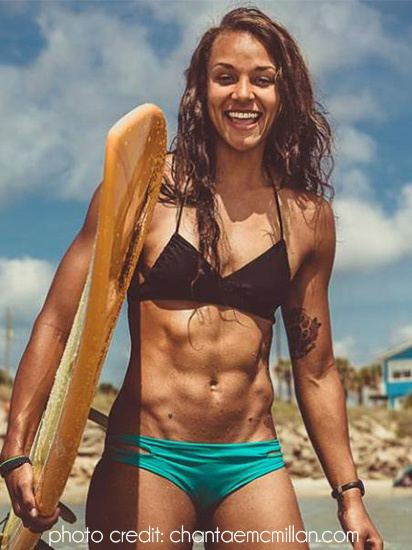 Chantae McMillan 103 Chantae McMillan The quest to be the best heptathlete