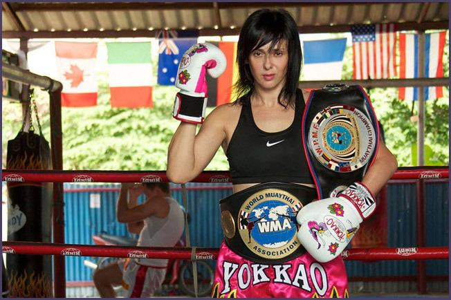 Chantal Ughi Chantal Ughi Awakening Fighter Profile