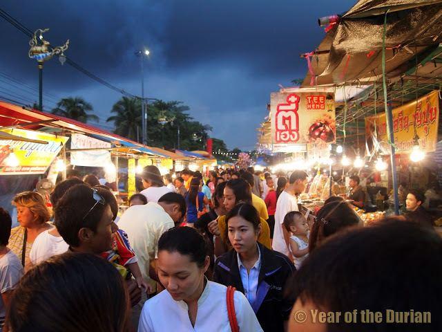 Chanthaburi Province Festival of Chanthaburi Province