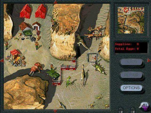 Chaos Island: The Lost World - Alchetron, the free social