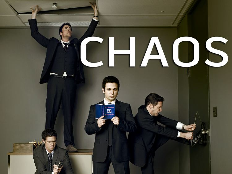 CHAOS (TV series) Credits