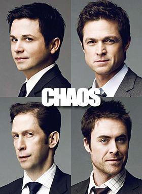 CHAOS (TV series) Masterpost Chaos CBS TV series 2011 wallflower18