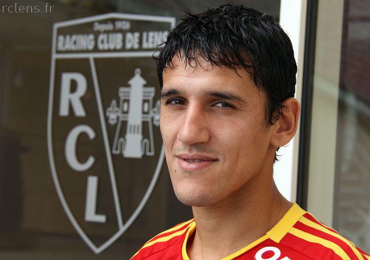 Chaouki Ben Saada Racing Club de Lens Chaouki Ben Saada