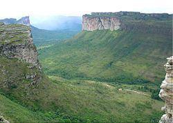 Chapada Rio Grande do Sul fonte: alchetron.com