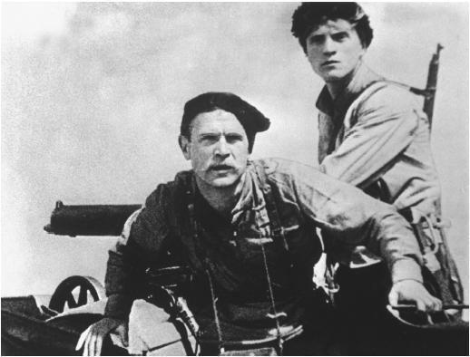 Chapaev (film) Chapayev Film Movie Plot and Review Publications